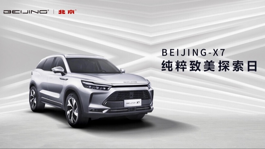 BEIJING-X 7純粋美を探る日