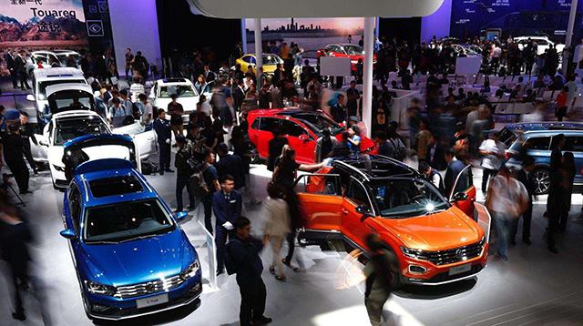 11月に中国自動車は販売勢いを続き