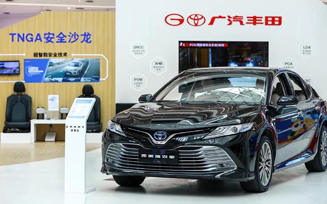 Toyotaは中国で「ボトムライン思惟」で安全レッドラインをしっかりと守る